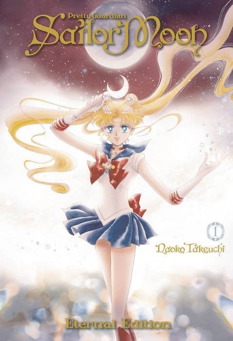 SAILOR MOON ETERNAL EDITION VOL 01 SC **