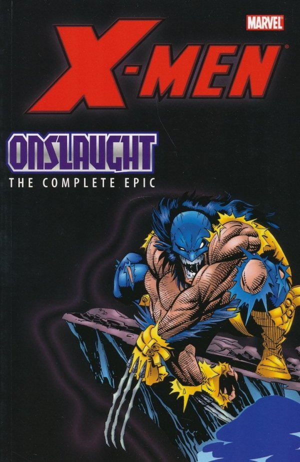 X-MEN THE COMPLETE ONSLAUGHT EPIC VOL 02 SC