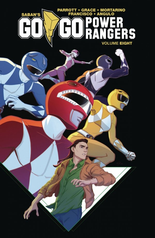 GO GO POWER RANGERS TP VOL 08 *