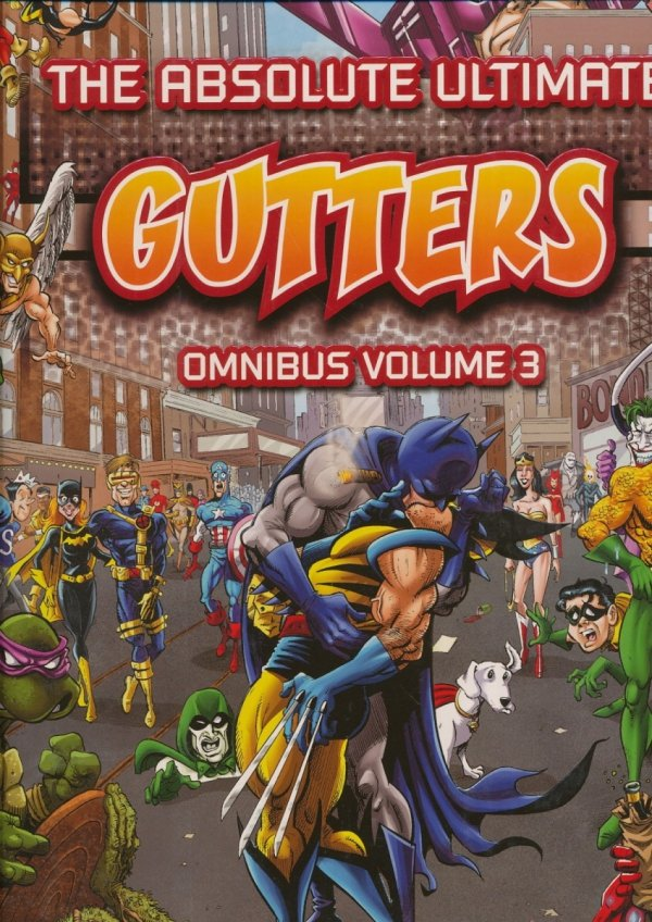 ABSOLUTE ULTIMATE GUTTERS OMNIBUS VOL 03 HC