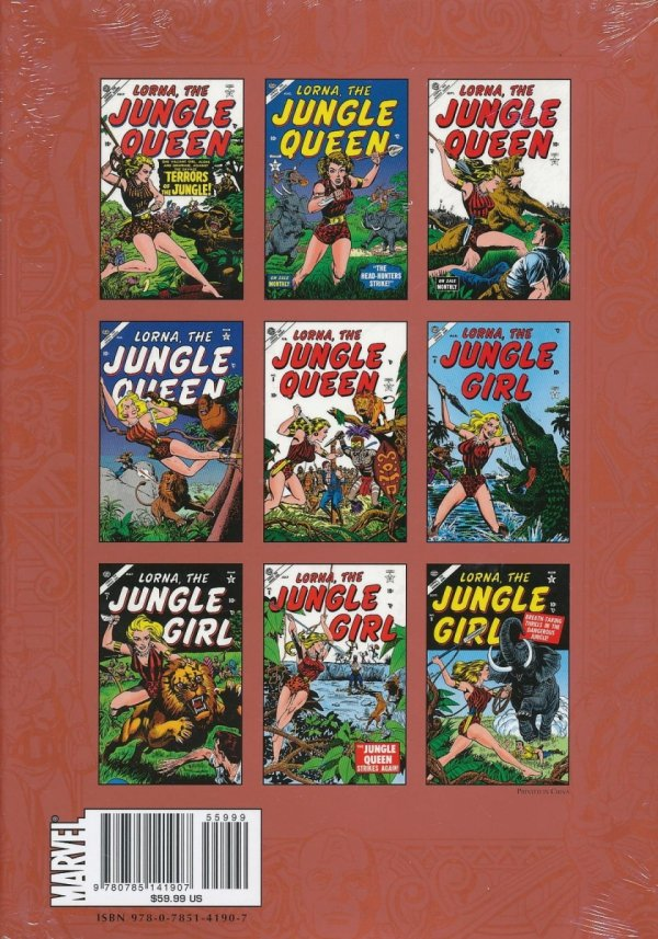 MMW ATLAS ERA JUNGLE ADVENTURE HC VOL 01