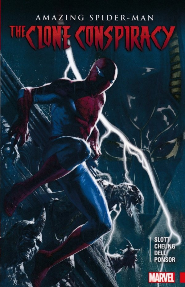 AMAZING SPIDER-MAN THE CLONE CONSPIRACY SC