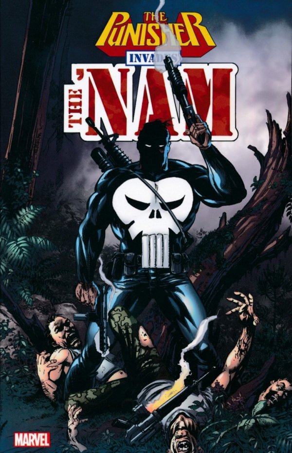 PUNISHER INVADES THE NAM SC (NEW EDITION)
