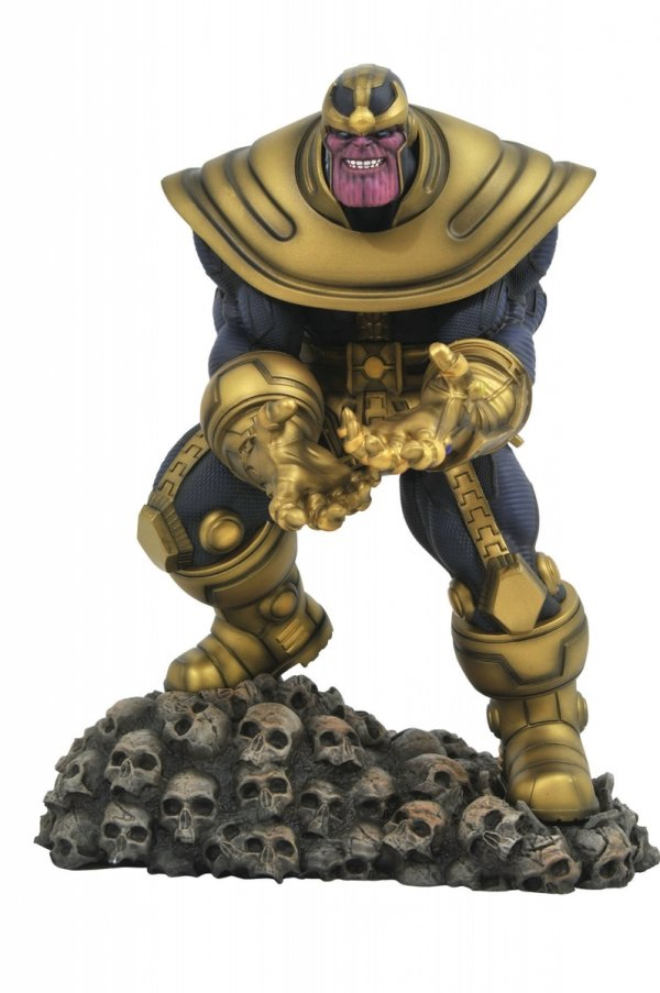 MARVEL GALLERY THANOS COMIC PVC STATUE