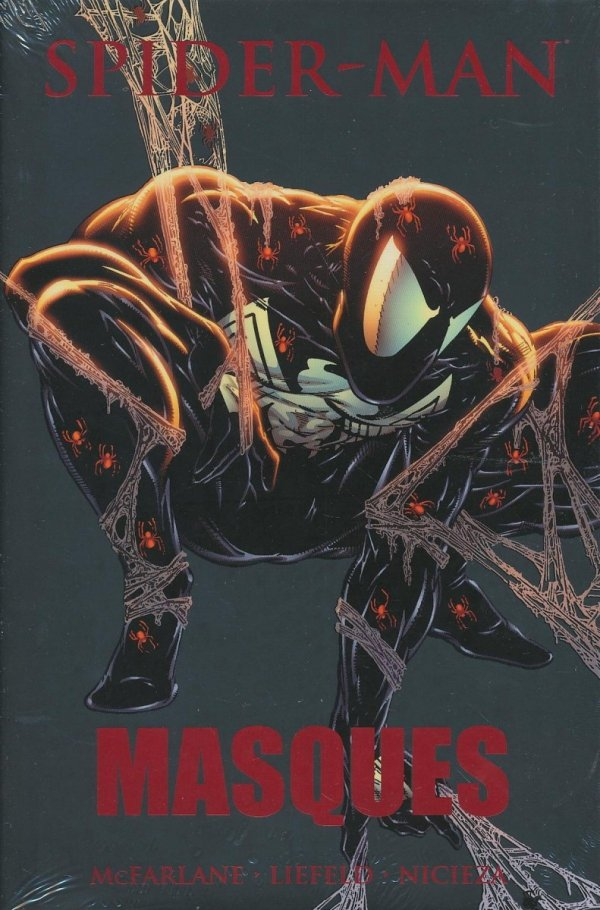 SPIDER-MAN MASQUES HC (STANDARD COVER)