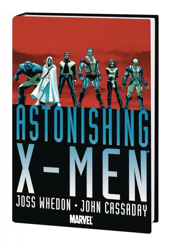 ASTONISHING X-MEN BY WHEDON AND CASSADAY OMNIBUS HC (NEW EDITION) (STANDARD COVER) *