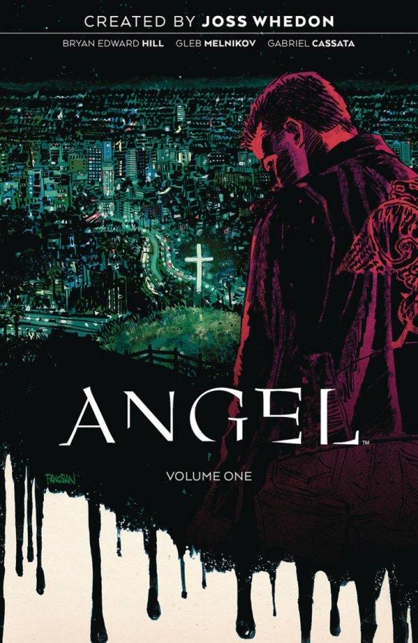 ANGEL TP VOL 01 **