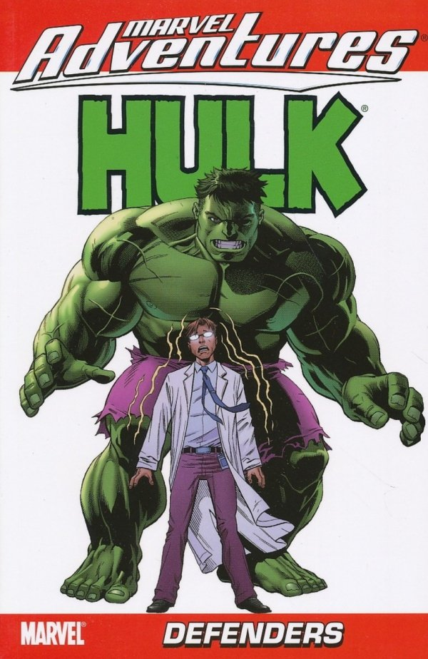 MARVEL ADVENTURES HULK VOL 02 SC **
