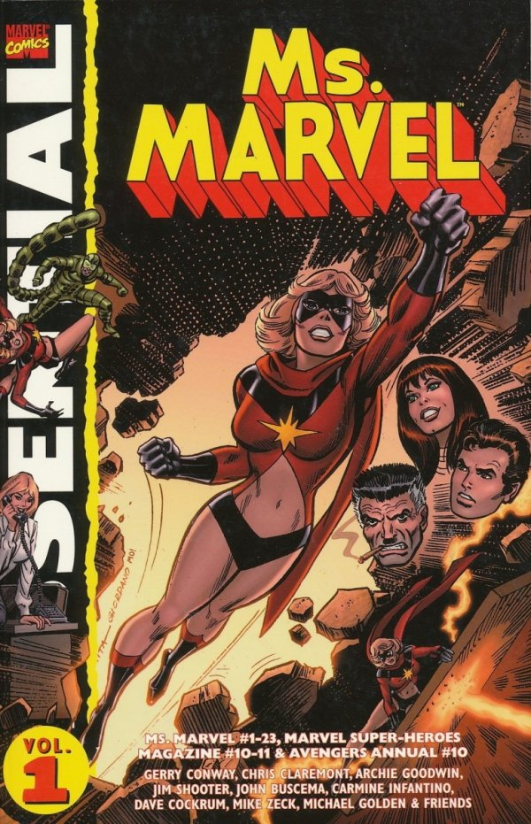ESSENTIAL MS MARVEL VOL 01 SC *