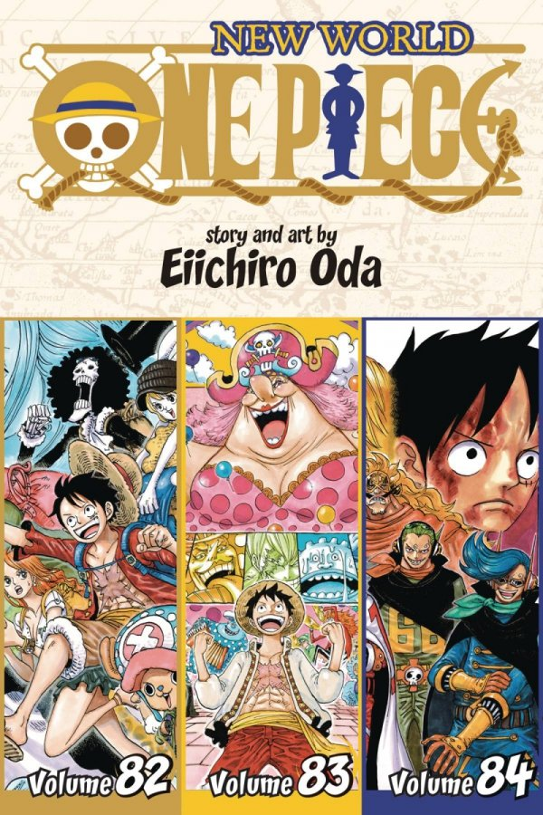ONE PIECE 3IN1 VOL 28 SC **