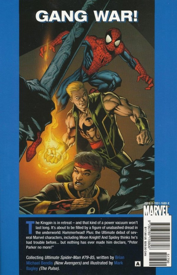 ULTIMATE SPIDER-MAN VOL 14 SC