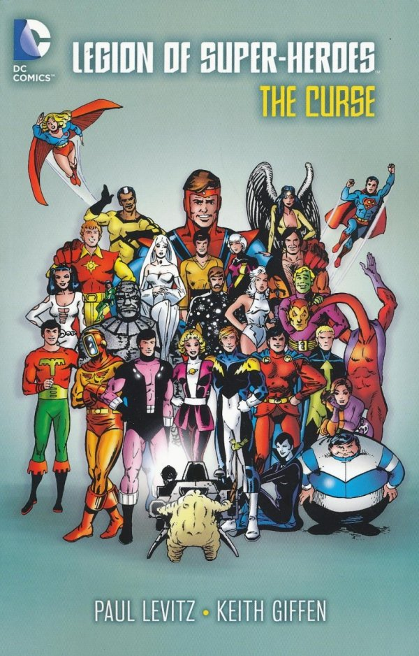 LEGION OF SUPER-HEROES THE CURSE SC