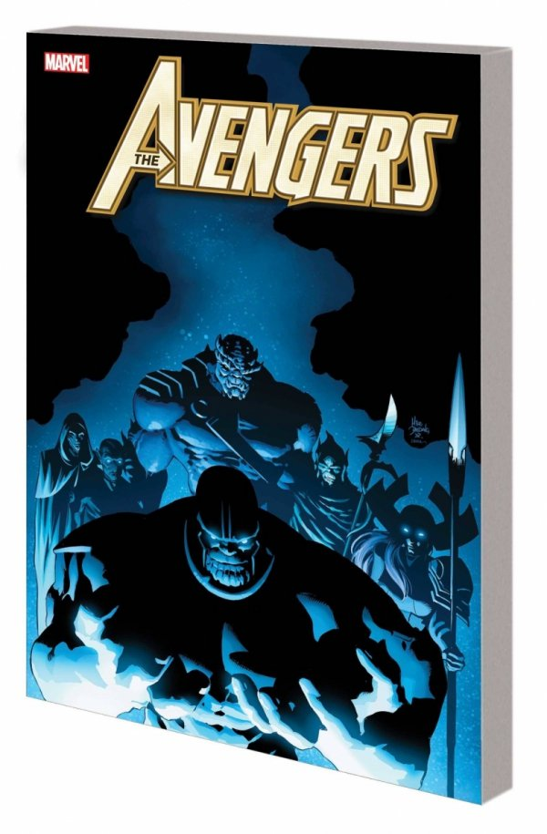 AVENGERS BY HICKMAN COMPLETE COLLECTION TP VOL 03 *