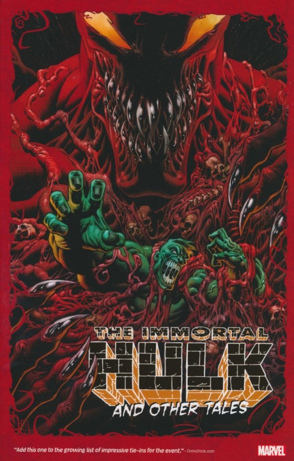ABSOLUTE CARNAGE IMMORTAL HULK & OTHER TALES TP *
