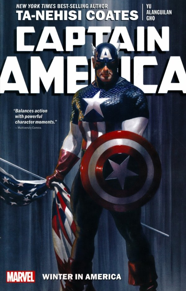 CAPTAIN AMERICA VOL 01 WINTER IN AMERICA SC