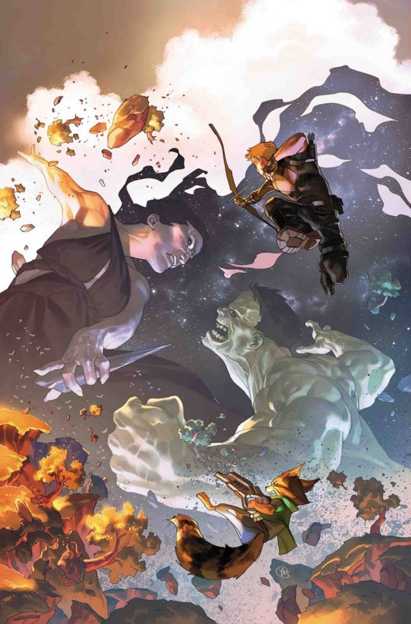 AVENGERS NO ROAD HOME #8 (OF 10) *
