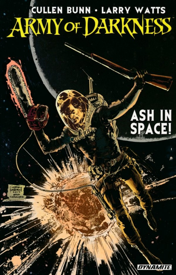 ARMY OF DARKNESS VOL 04 ASH IN SPACE SC