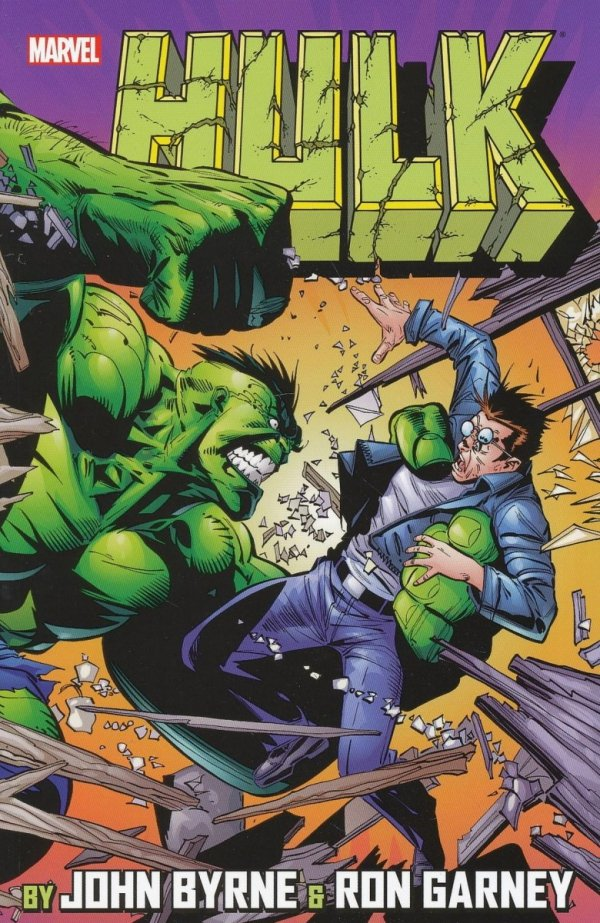 HULK BY JOHN BYRNE AND RON GARNEY SC