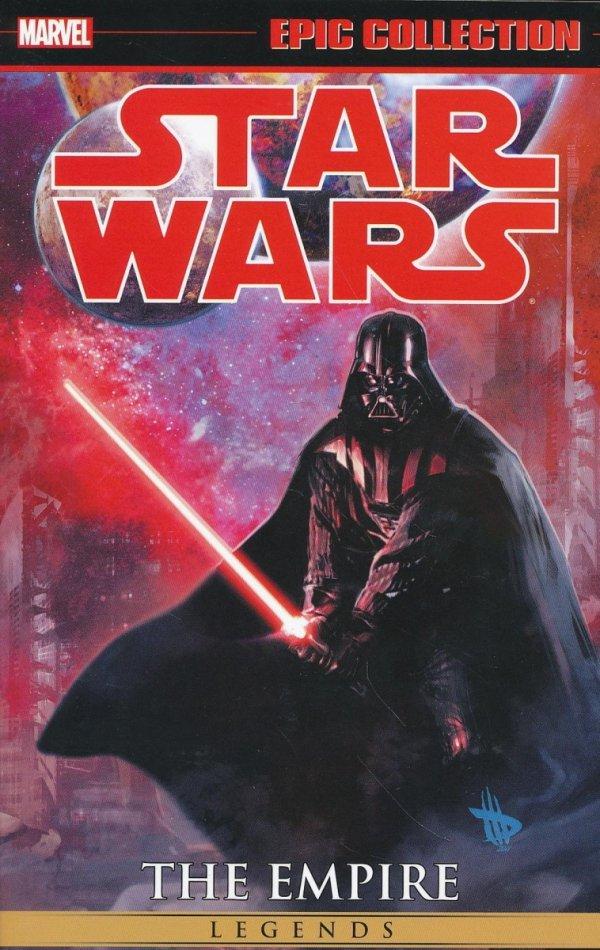 STAR WARS LEGENDS EPIC COLLECTION EMPIRE TP VOL 02