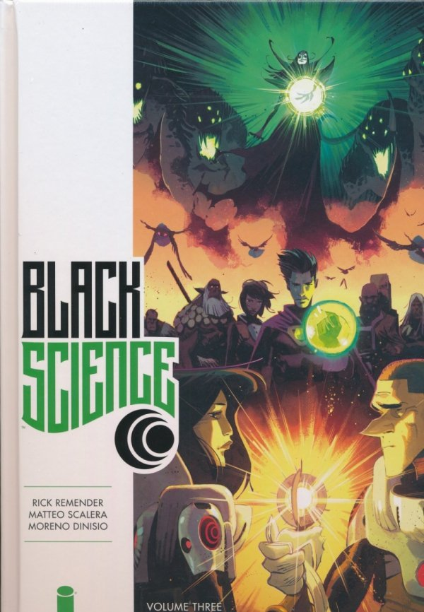 BLACK SCIENCE VOL 03 A BRIEF MOMENT OF CLARITY HC **