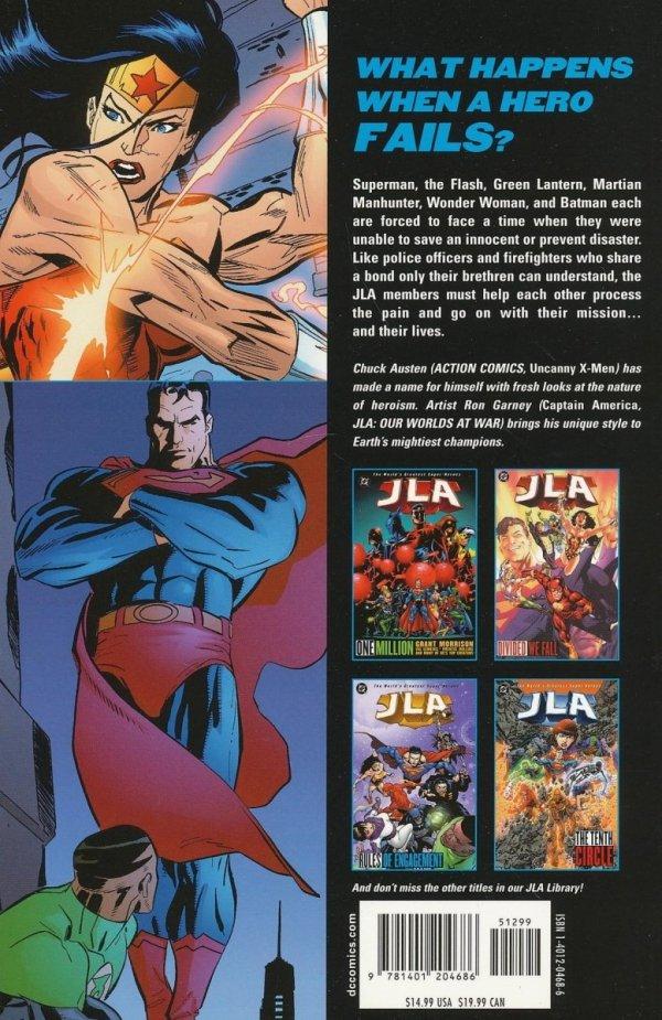 JLA VOL 16 PAIN OF THE GODS SC
