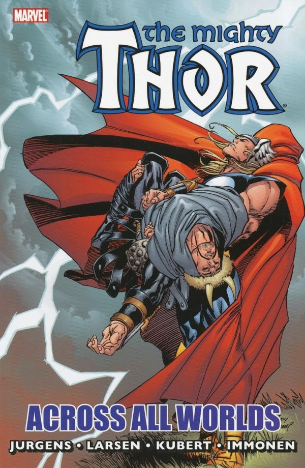 THOR ACROSS ALL WORLDS SC **
