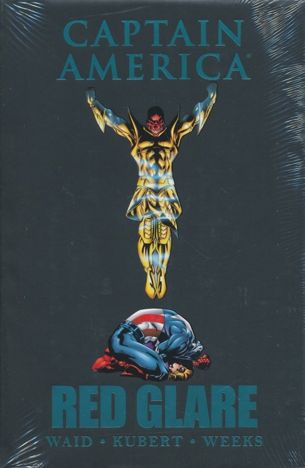 CAPTAIN AMERICA RED GLARE PREM HC