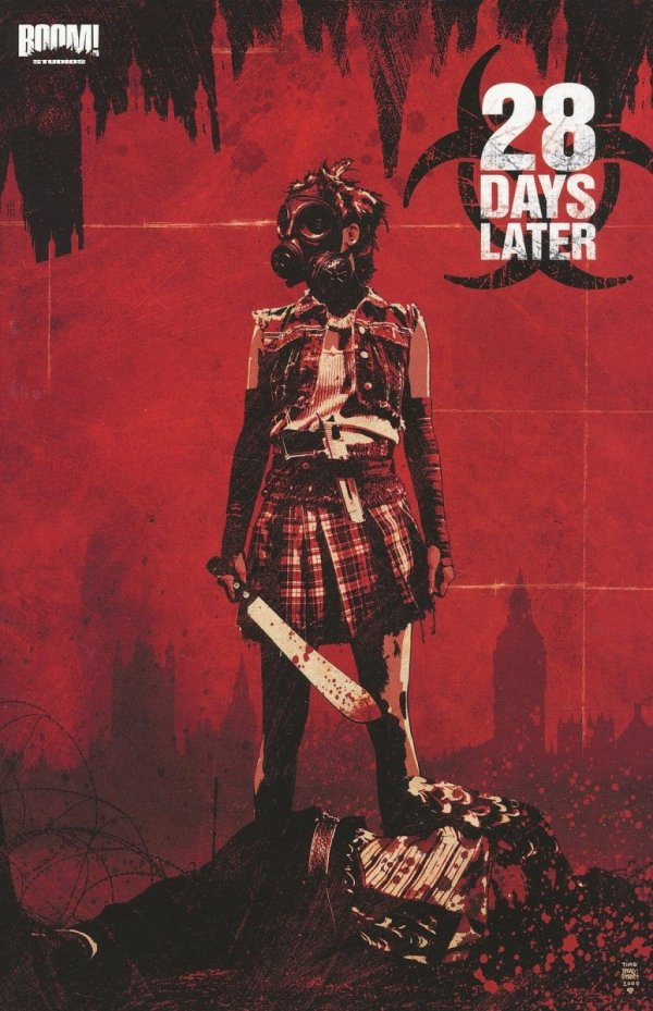 28 DAYS LATER TP VOL 03 HOT ZONE