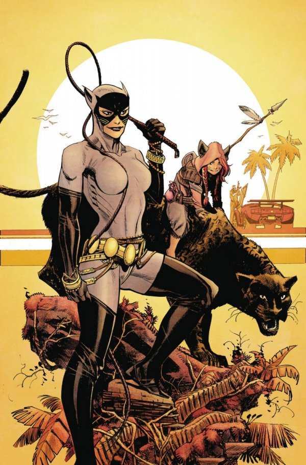CATWOMAN #24 *