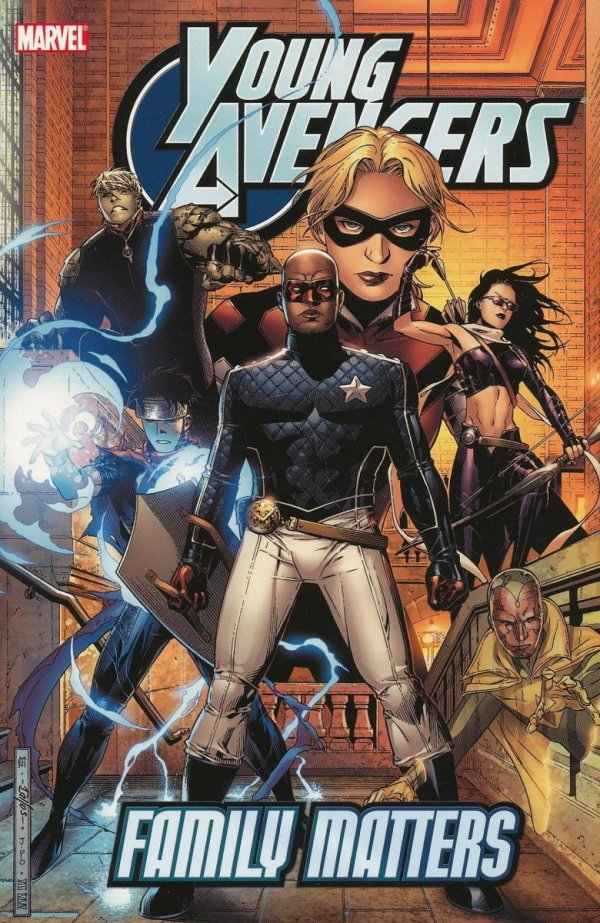 YOUNG AVENGERS VOL 02 FAMILY MATTERS SC