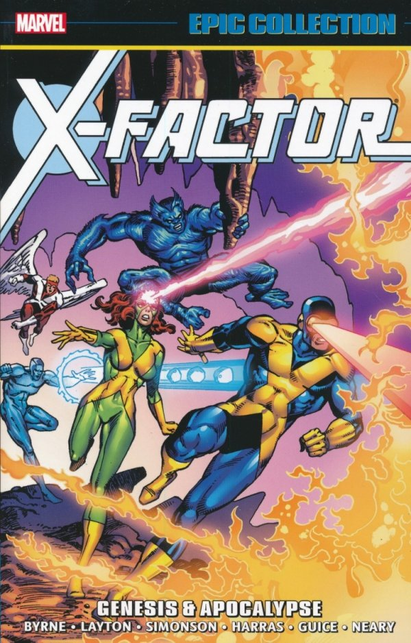 X-FACTOR EPIC COLLECTION TP GENESIS AND APOCALYPSE NEW PTG