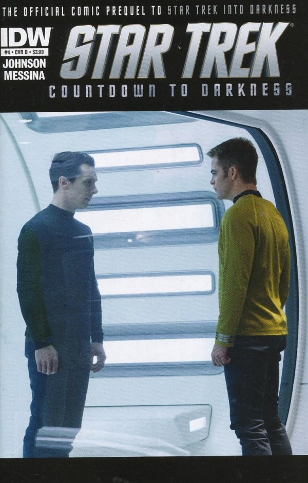 STAR TREK COUNTDOWN TO DARKNESS #4