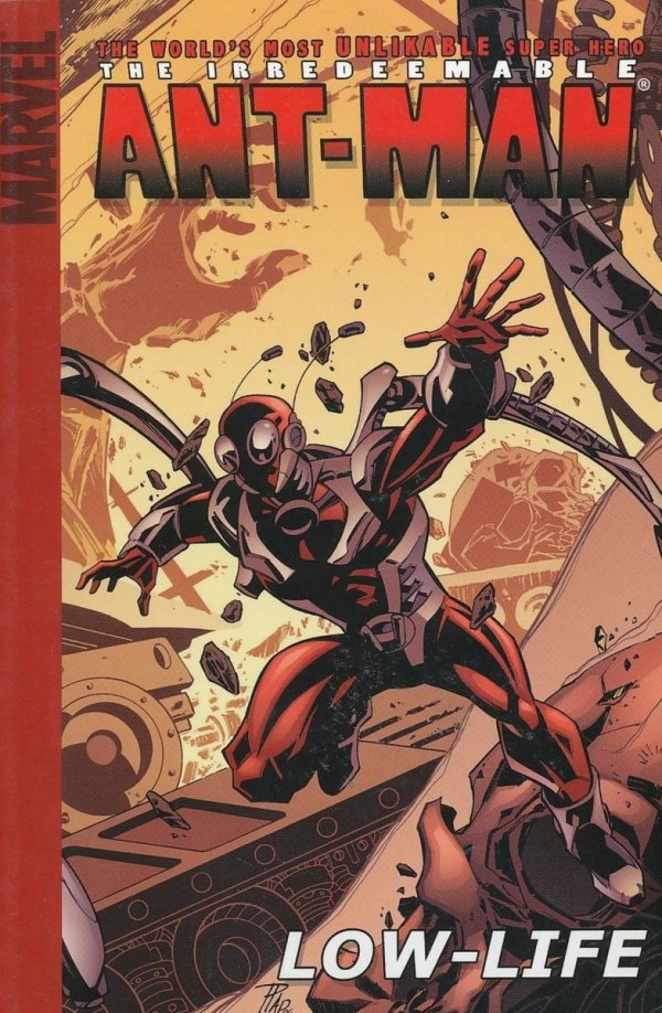 IRREDEEMABLE ANT-MAN VOL 01 DIGEST SC *