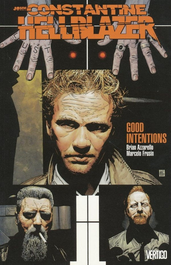 JOHN CONSTANTINE HELLBLAZER GOOD INTENTIONS SC
