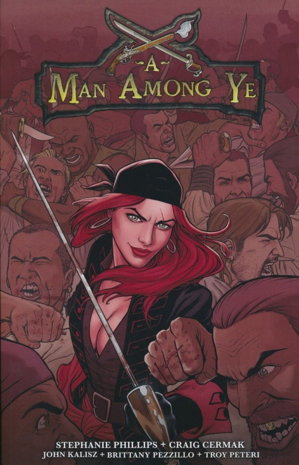 MAN AMONG YE TP VOL 01