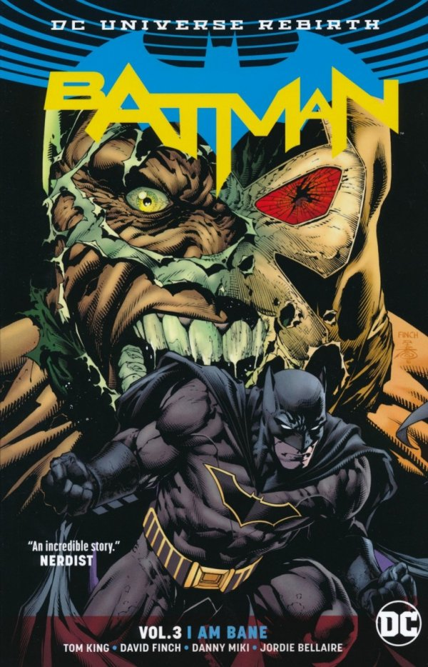 BATMAN VOL 03 I AM BANE SC