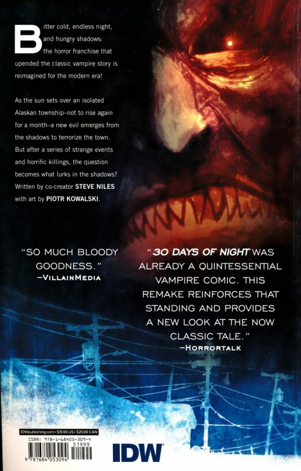 30 DAYS OF NIGHT SC