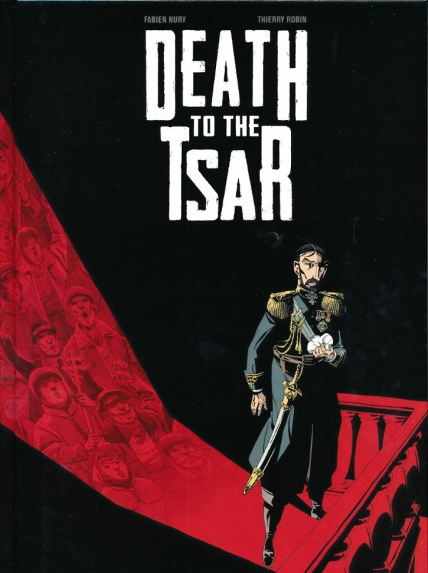 DEATH TO THE TSAR HC