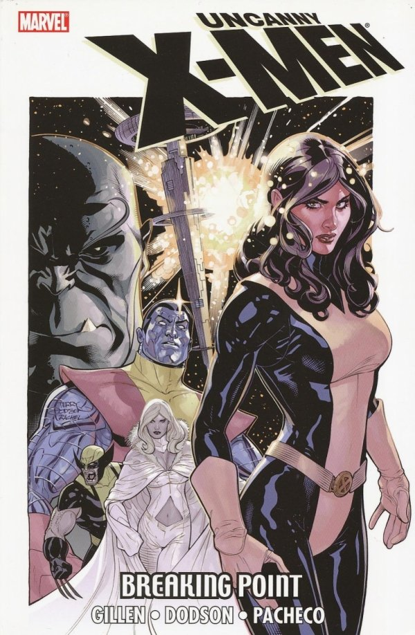 UNCANNY X-MEN BREAKING POINT SC