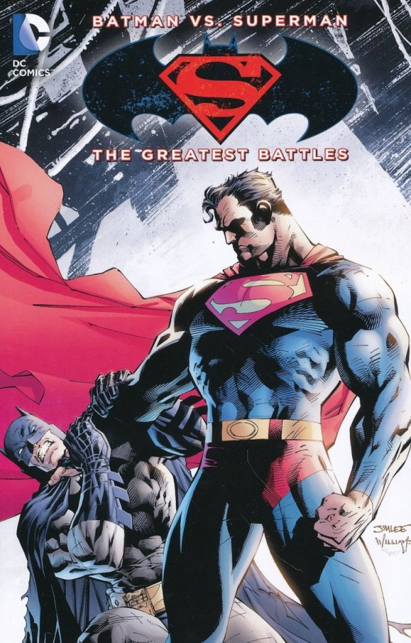 BATMAN VS SUPERMAN THE GREATEST BATTLES SC