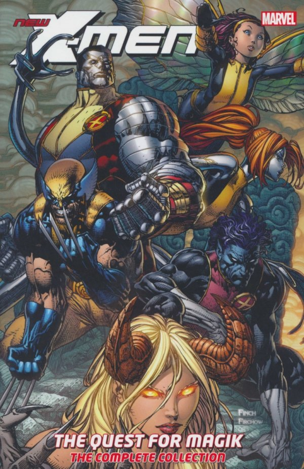 NEW X-MEN THE QUEST FOR MAGIK THE COMPLETE COLLECTION SC