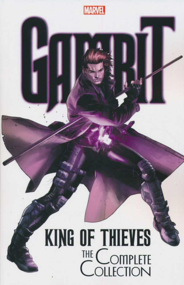 GAMBIT KING OF THIEVES THE COMPLETE COLLECTION SC