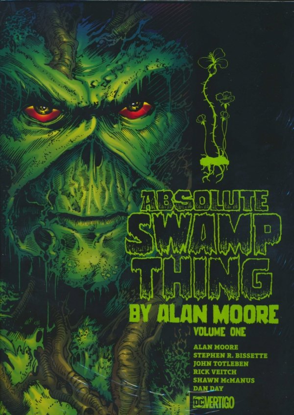 ABSOLUTE SWAMP THING BY ALAN MOORE VOL 01 HC (BOX) (OLD EDITION)