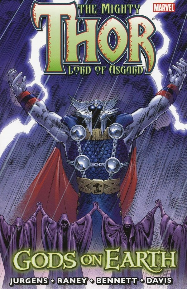 THOR TP GODS ON EARTH
