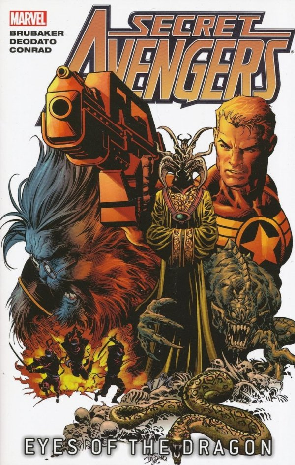 SECRET AVENGERS VOL 02 EYES OF THE DRAGON SC