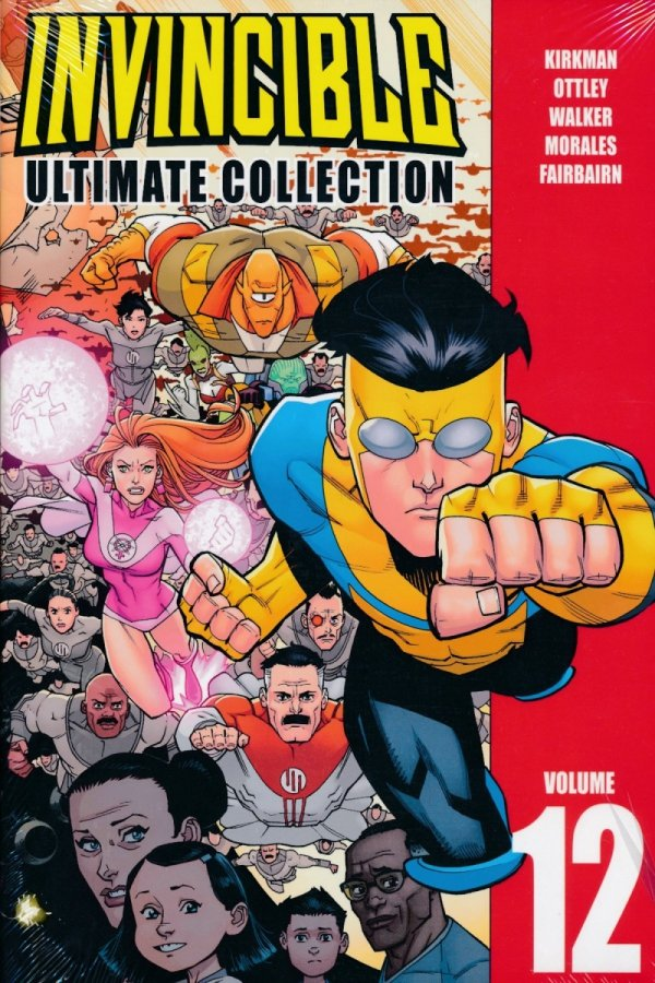 INVINCIBLE ULTIMATE COLLECTION VOL 12 HC