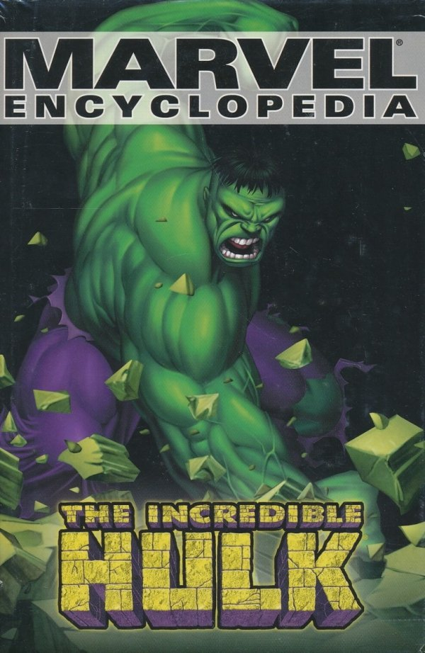 MARVEL ENCYCLOPEDIA HC VOL 03 HULK