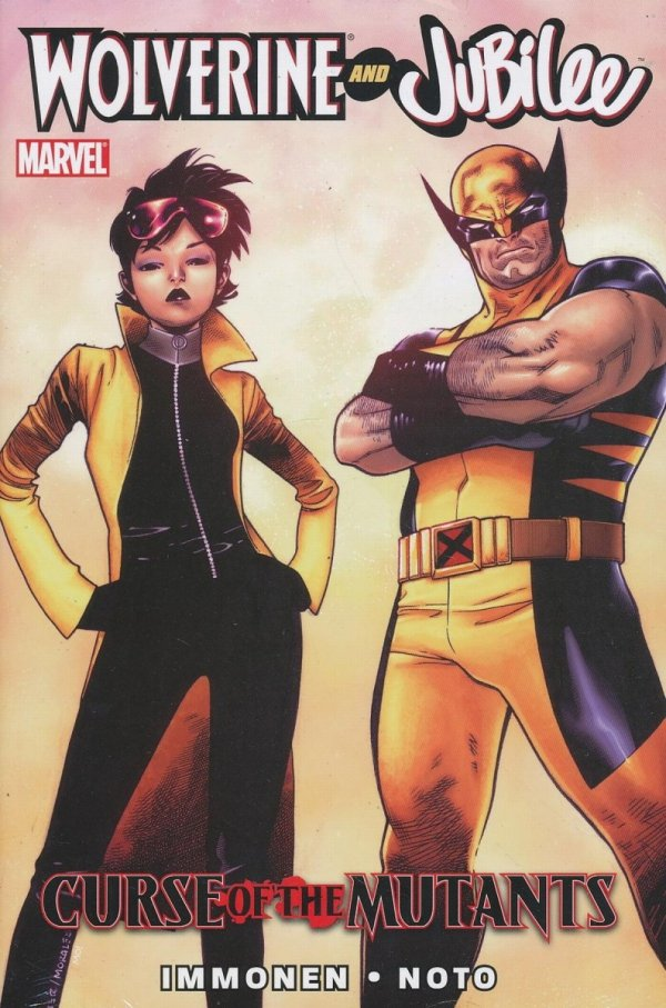 WOLVERINE AND JUBILEE HC