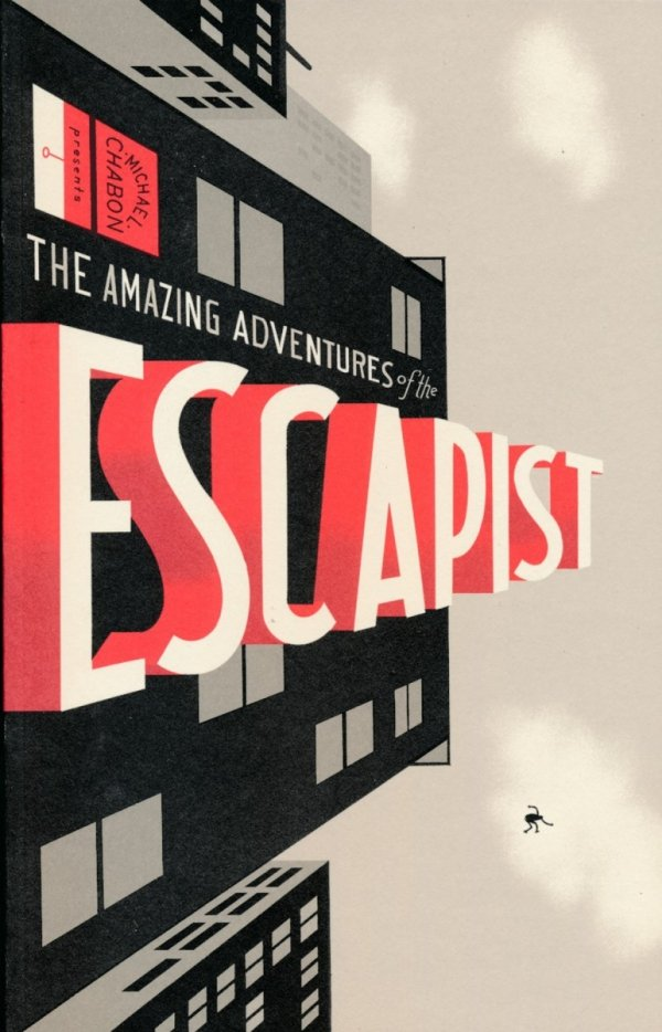 AMAZING ADVENTURES OF THE ESCAPIST VOL 01 SC