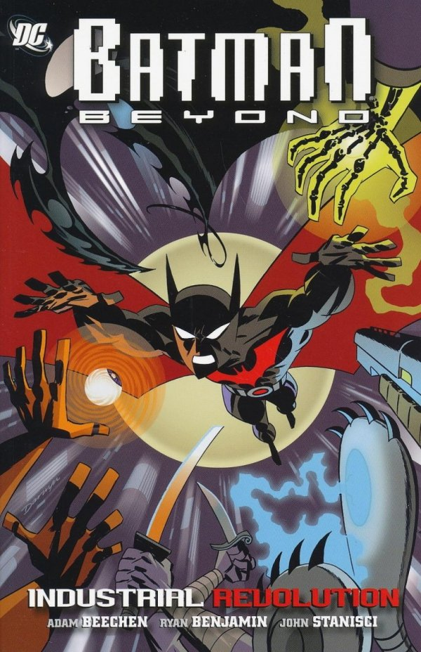 BATMAN BEYOND INDUSTRIAL REVOLUTION SC